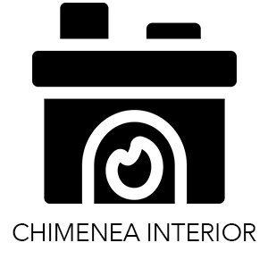 Chimenea Interior