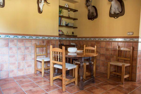 Salón bajo La Lobera