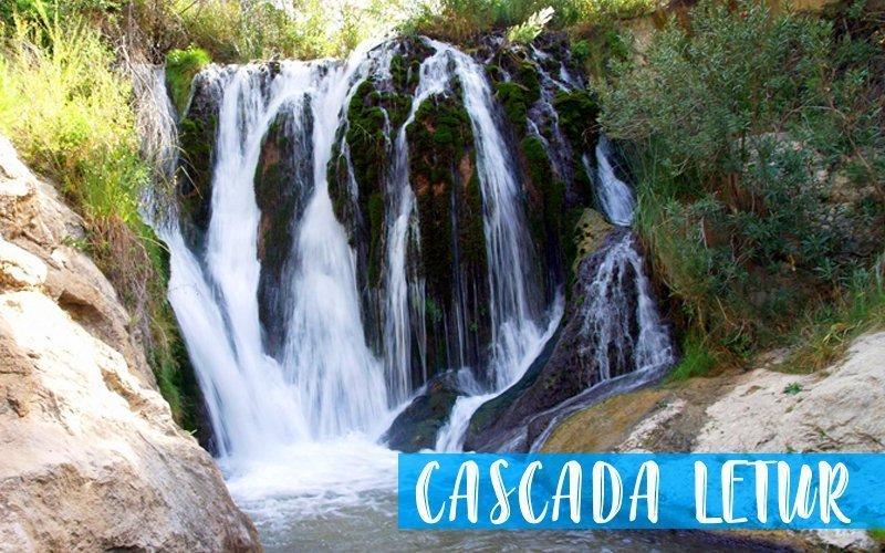 Cascada Letur