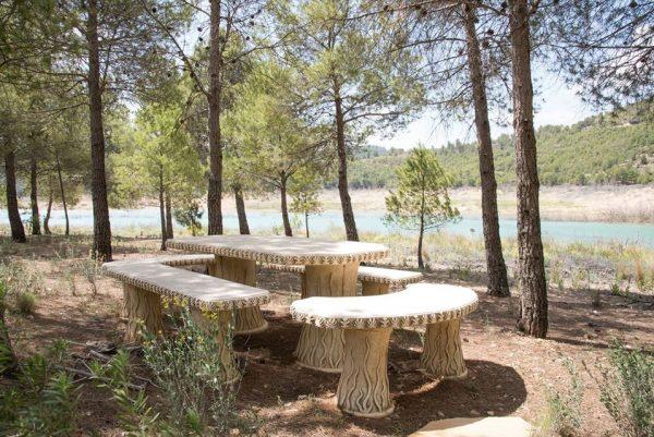 Mesa en Pantano Soleral