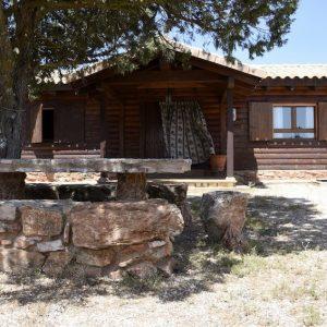 Casa de Madera El Bonillo